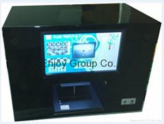 2015 new nail printer equipment digital nail printing machine salon spa center