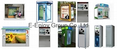 IOT System Waste Treatment Reverse Recycle vending machine
