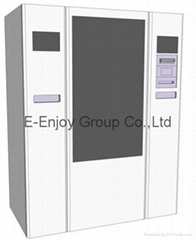 Heating & Cooler Function Touch Screen Service Kiosk Vending Machine App operate