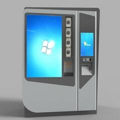 Books /Magazine /Newspaper Smart Lift Vending Machine Large Storage Capacity