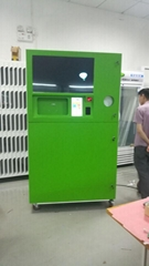 Plastic Bottle, Alu Can,Garment, Kitchen Waste Reverse Recycle vending machine