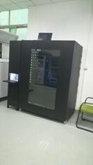 Smart Vending Machine 24Hour Supply Hot Food Conveyor Belt Dispense Solution