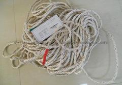 日本原裝進口海鷹螺旋救助繩和O型安全鉤