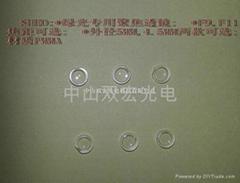 5MM绿光聚焦镜片