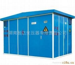 ZBW組合式變壓器(箱式變電站)