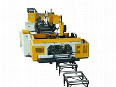 H型钢数控钻孔生产线三维钻