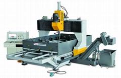 雙工位龍門移動式數控平面鑽床