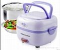 2014 stainless steel Electric lunch box and rice cooker 2