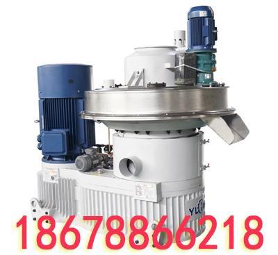XGJ560第六代离心卧式制粒机木屑颗粒机价格 1