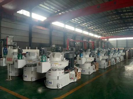 6th Generation Centrifugal Pellet Mill XGJ850wood pellet 4