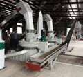 Straw/Palm pellet mill