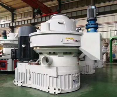 Wood fuel pellet machine 1