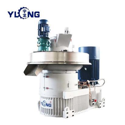 6th Generation Centrifugal Pellet Mill XGJ850wood pellet 5