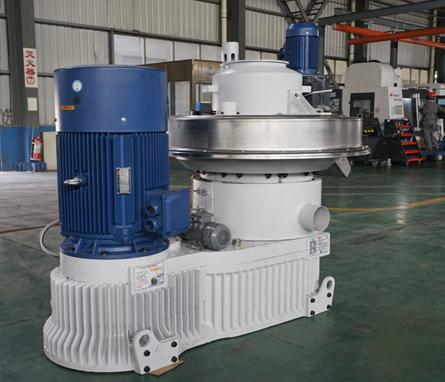 XGJ560Wood Pellet Mill 1