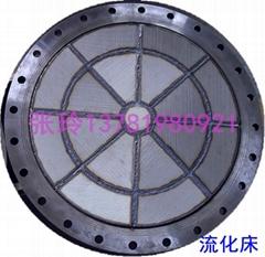 钢厂用喷煤流化床DN700 硫化板