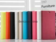 """NEW style 9 COLORS PU Leather Wallet Holder Bag Flip Case For 4.7""""  Plus 5.5"""""""