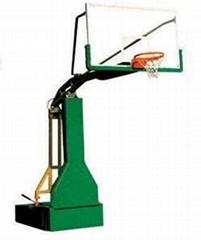 淮安手动液压篮球架