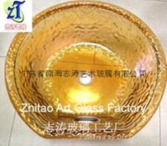 Pedicure Spa Glass Bowl