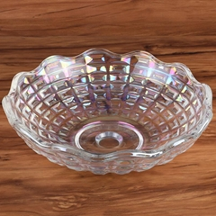 Washroom glass sinks die-casting glass bowl