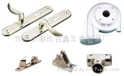 不鏽鋼脫蠟鑄造加工-17-4PH精鑄件 3