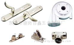 不锈钢脱蜡铸造加工-17-4PH精铸件 3