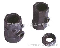 精密铸造不锈钢阀门管件 2
