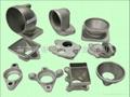 不锈钢搅面机用搅拌器铸件