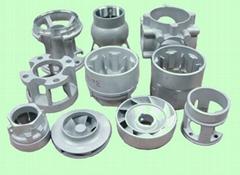 2205雙相鋼精鑄件-深圳不鏽鋼脫蠟鑄造加工