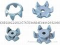 17-4PH不锈钢铸件-东莞硅溶胶铸造 2