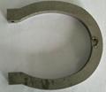 不锈钢皮带扣脱蜡铸造件