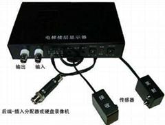 电梯楼层显示器-抗变频电机干扰