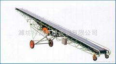 移動昇降式皮帶輸送機科磊專業定製