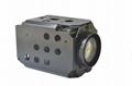 h.264 sony cmos sensor pal/ntsc1080P/720P ptz module
