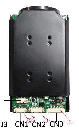 h.265 30x  optical zoom camera module 2