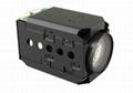 "1/2.8"" 1/2.8"" sony  cmos zoom 30x ptz module  JZC-A53020"