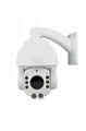 HD 1080P 2.0MP Dome Camera UA Series 18x 4 inch ptz