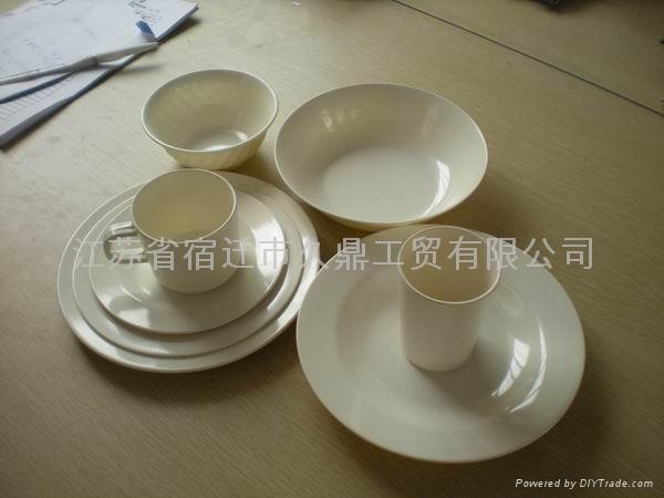 melamine dinner set 2