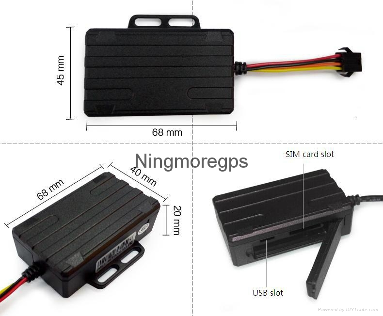 Car GPS Vehicle tracker with Google link Url 2