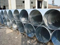 LSAW spiral steel pipe API 5L PSL2 15100375993