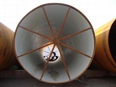 ASTM A709 GR50 SSAW spir