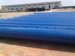cangzhou spiral steel pipe API 5L PSL2