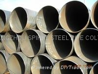 ST44 SSAW HFW steel pipe 1