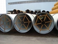 ST44 SSAW HFW steel pipe 5