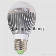 3w led車鋁球泡燈