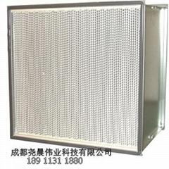 供應AAF AstroCel I有隔板高效過濾器