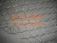 矽膠塗塑石籠網
