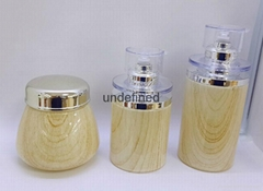 Glass Bottle for cosmetic