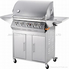 OUTDOOR GAS BBQ GRILL