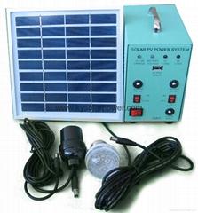 Mini Solar Power Generator KY-SPS5W-F901