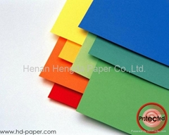 COLOUR PAPER and PAPER BOARD